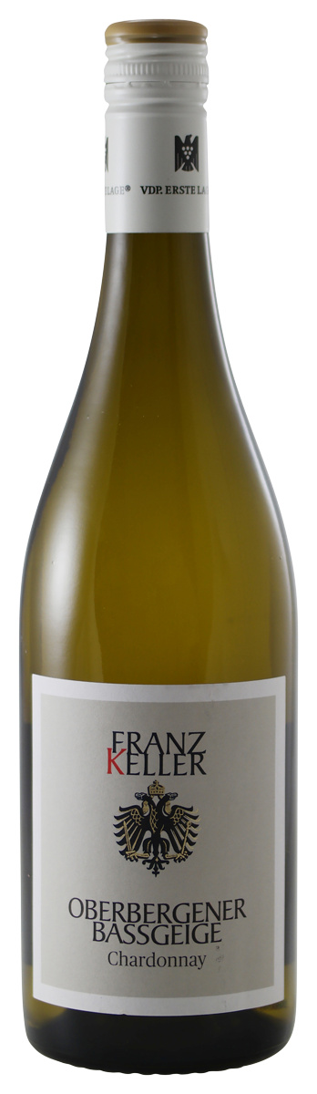 Weingut Franz Keller Chardonnay, Oberbergener Bassgeige Erste Lage 2019-1