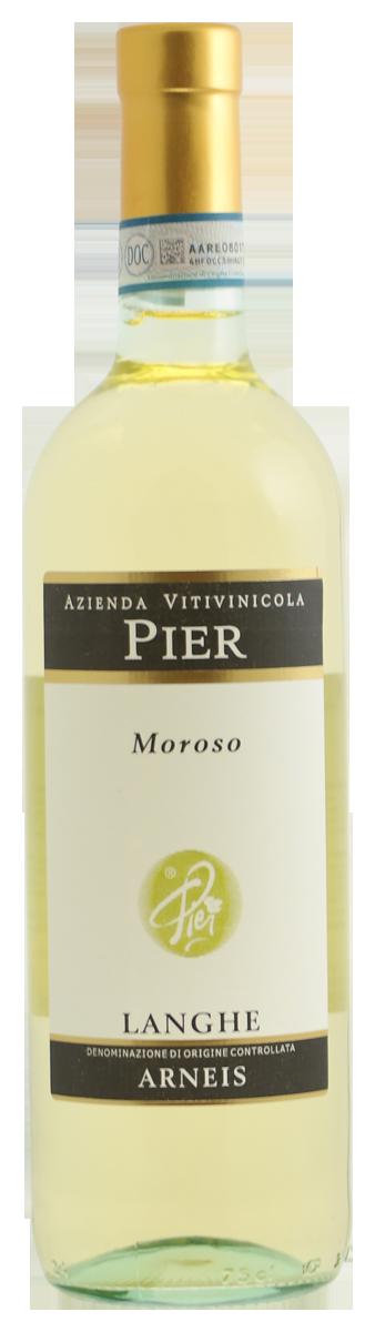 Pier Arneis, Moroso 2019-1