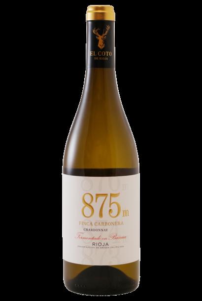 El Coto Chardonnay, 875 M Fermentado en Barrica 2019