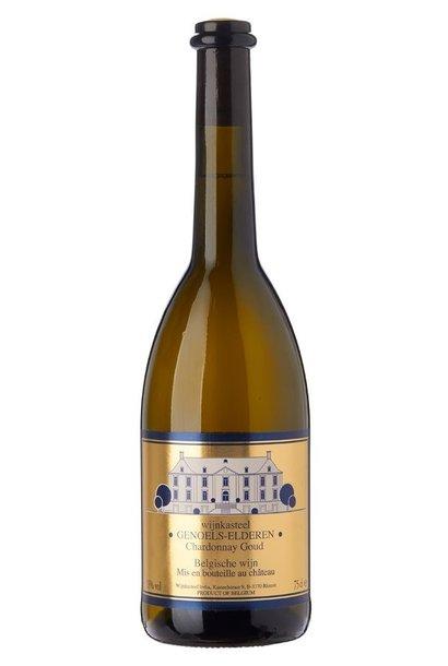 Wijnkasteel Genoels-Elderen Chardonnay, Goud 2016