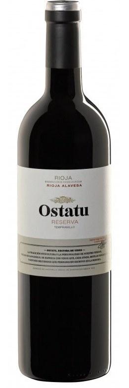Ostatu Reserva 2014-1