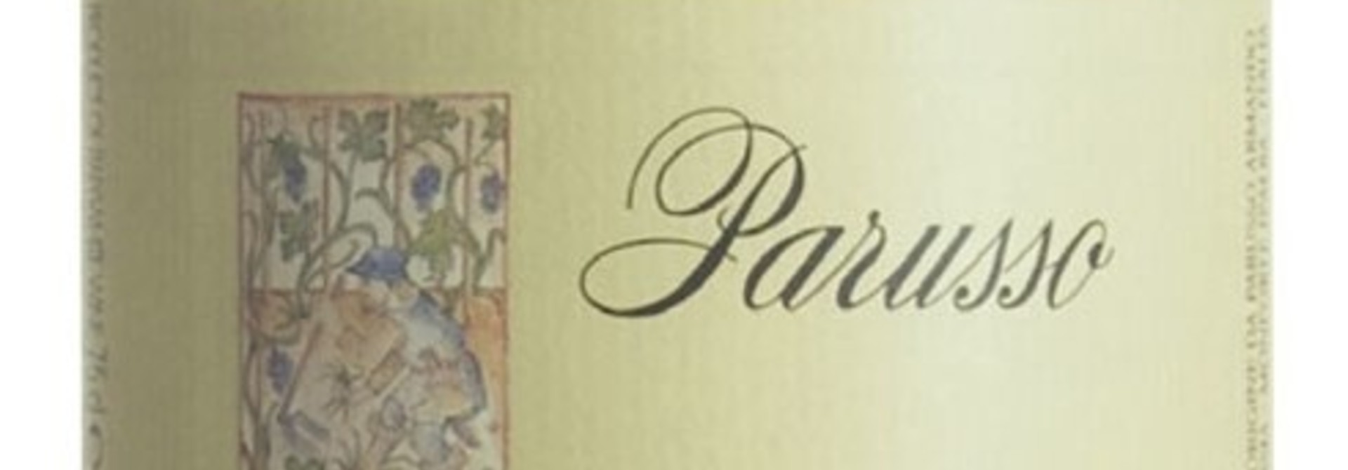 Parusso Langhe Bianco, Rovella 2018