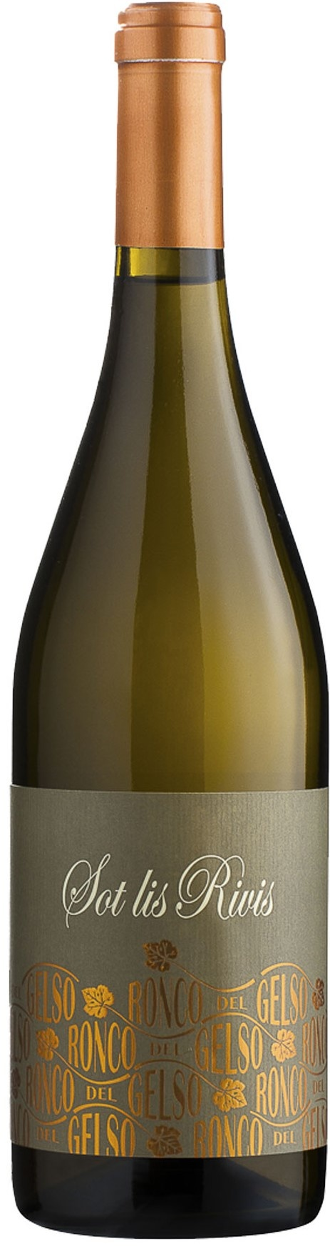 Ronco del Gelso Pinot Grigio, Sot Lis Rivis 2018-1