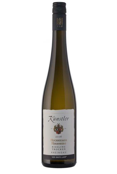 Weingut Künstler Riesling, Herrnberg Erste Lage 2018