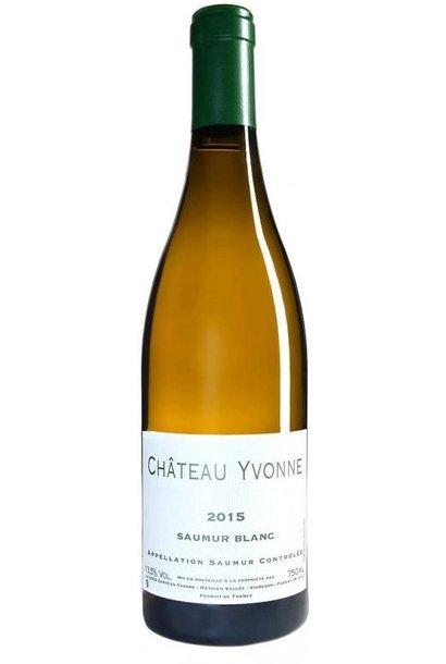Château Yvonne Saumur Blanc 2018