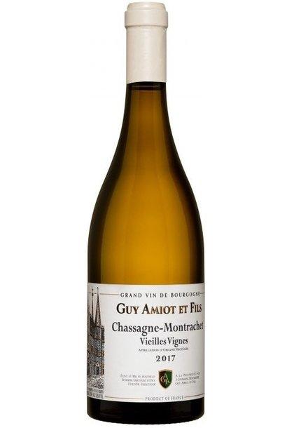 Domaine Guy Amiot et Fils Chassagne-Montrachet, Vieilles Vignes 2017