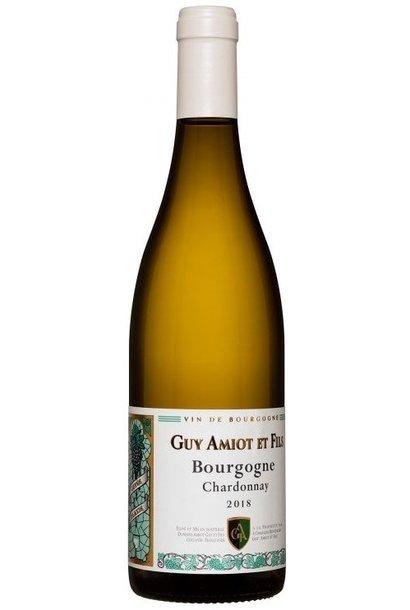 Domaine Guy Amiot et Fils Chardonnay, Cuvée Flavie 2018 - Magnum (1,5L)