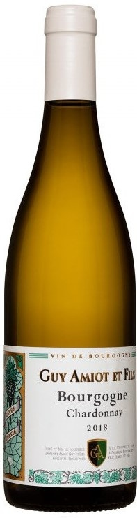 Domaine Guy Amiot et Fils Chardonnay, Cuvée Flavie 2018 - Magnum (1,5L)-1