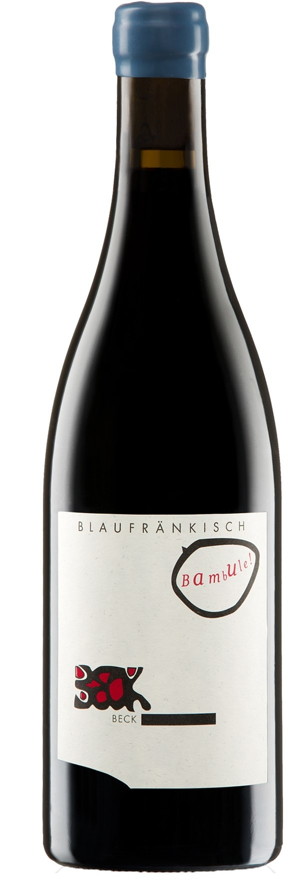Weingut Beck Blaufränkisch, Bambule! 2017-1