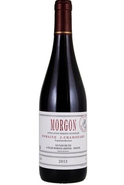 Domaine J. Chamonard Morgon, Le Clos de Lys 2017