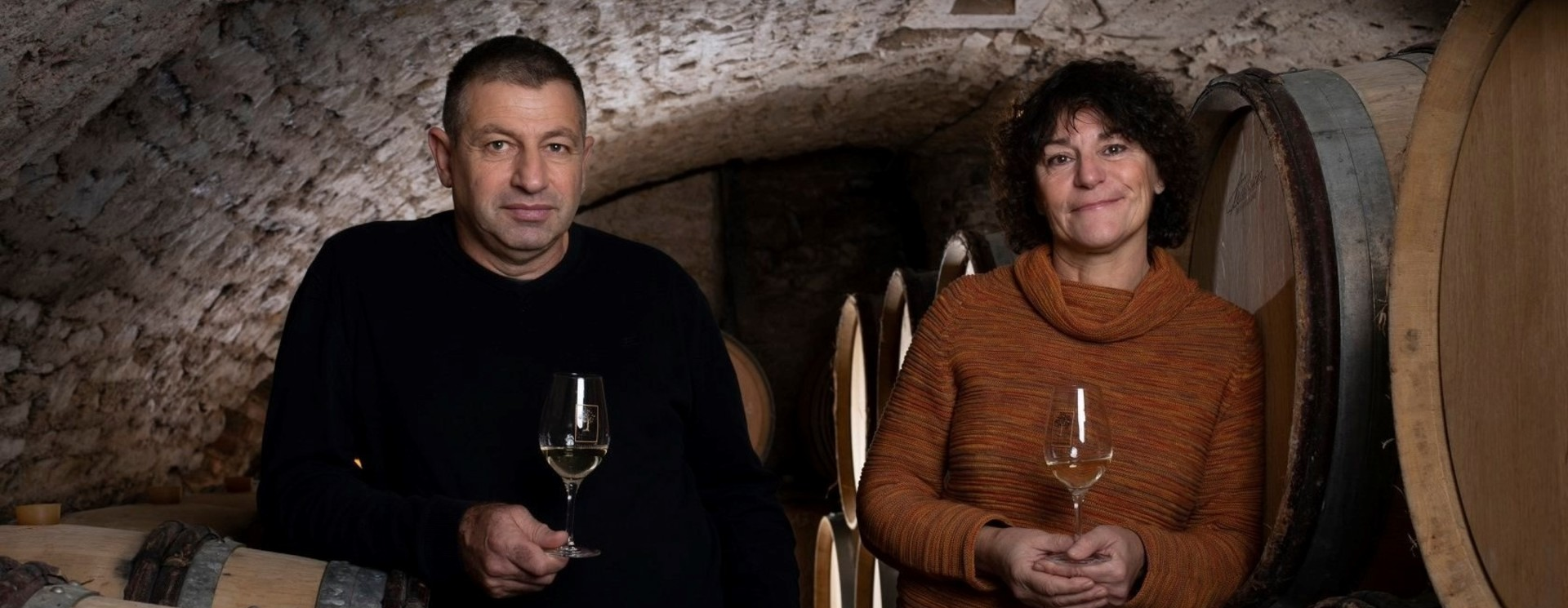Isabelle et Dennis Pommier