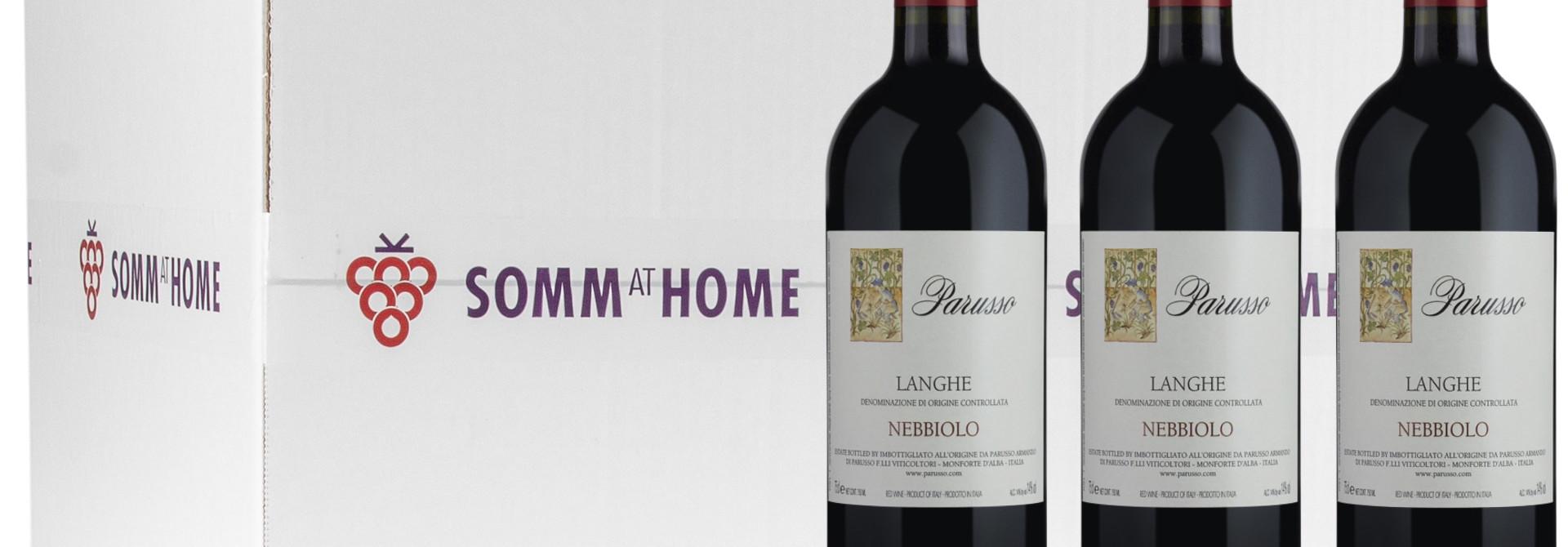 Parusso, Langhe Nebbiolo 2019 (3 fl)