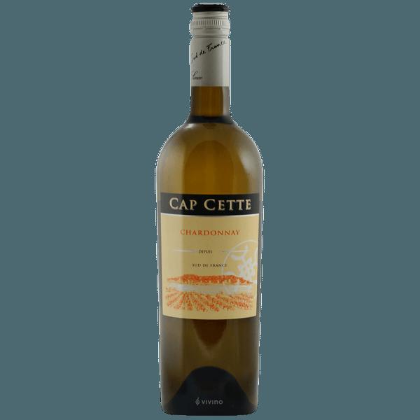 Les Costieres de Pomerol, Chardonnay 'Cap Cette' 2018-1