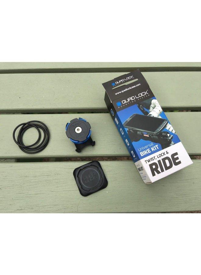 Quad Lock Universal Bike Kit