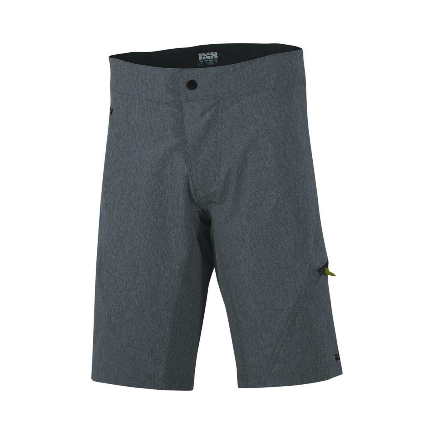 IXS IXS Men Flow Shorts Graphite (M)
