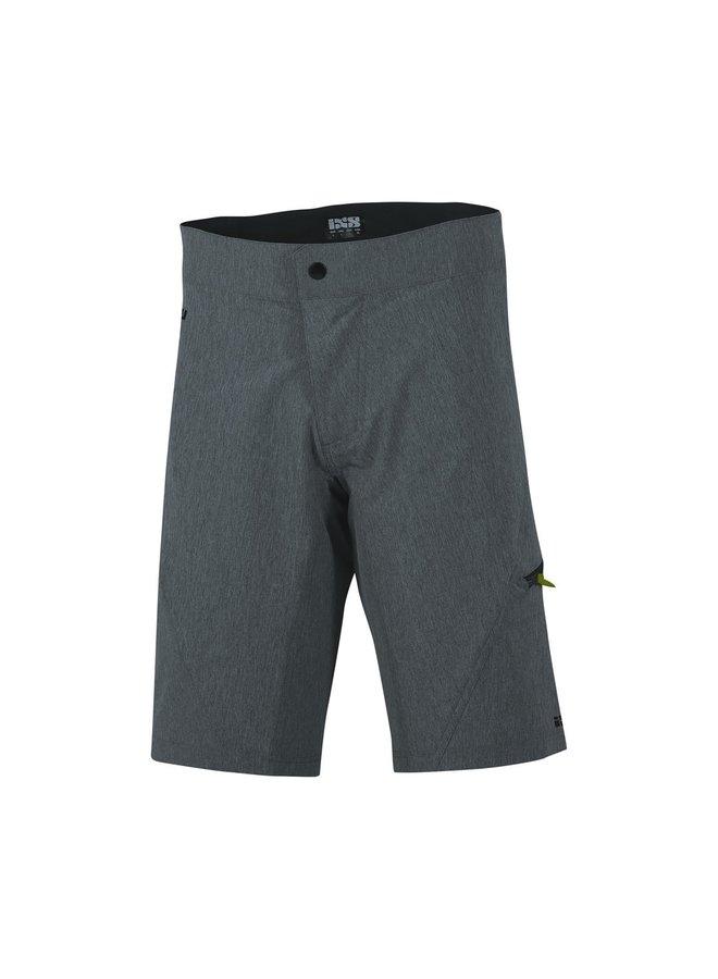 IXS Men Flow Shorts Graphite (M)