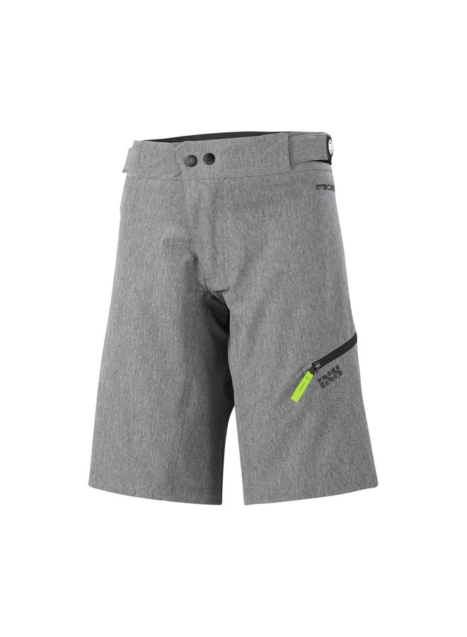 IXS Carve Women Shorts Graphite (38)