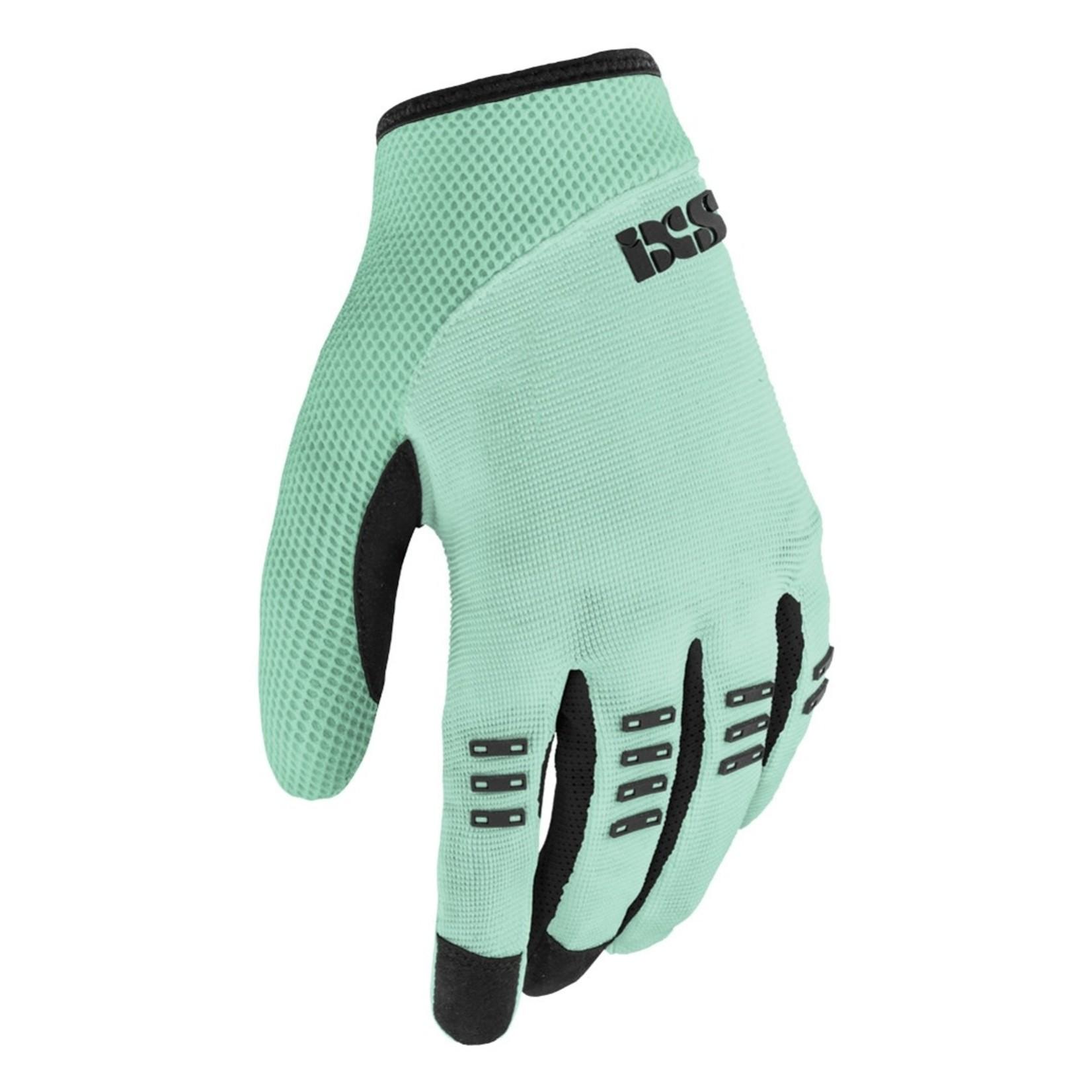 IXS IXS Handschuhe Frauen Handschuhe Cloud Blue  (S)