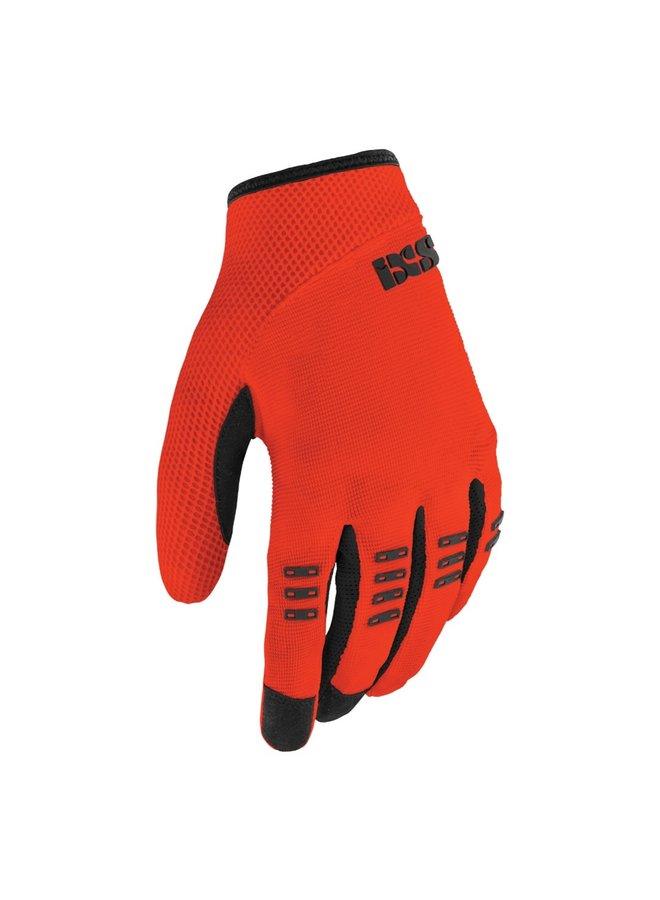 IXS Guanti Women Gloves Flour Red (M)