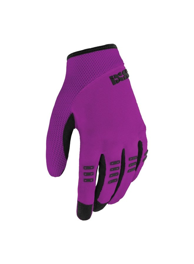 IXS Guanti Women Gloves Purple (XS)