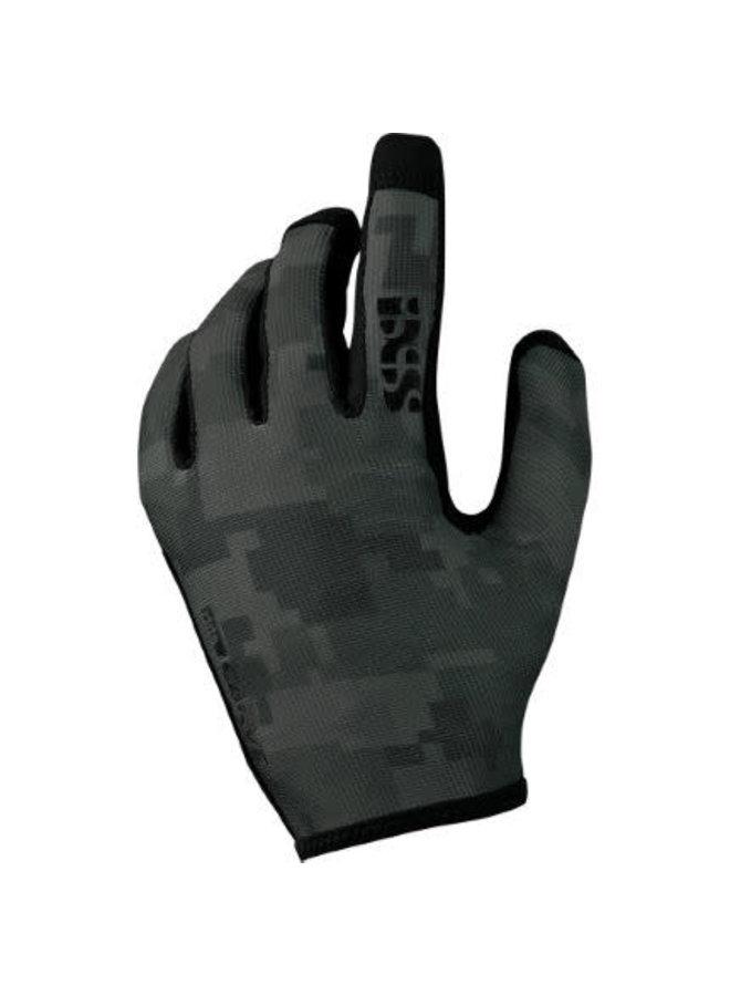 IXS Guanti Men Carve GlovesBlack Camo (M)
