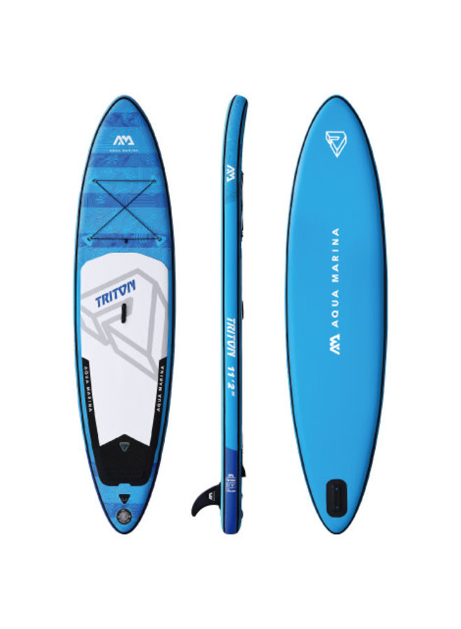 SUP Triton - Advanced All-Around iSUP; 3.4m/15cm; with paddle and safety leash