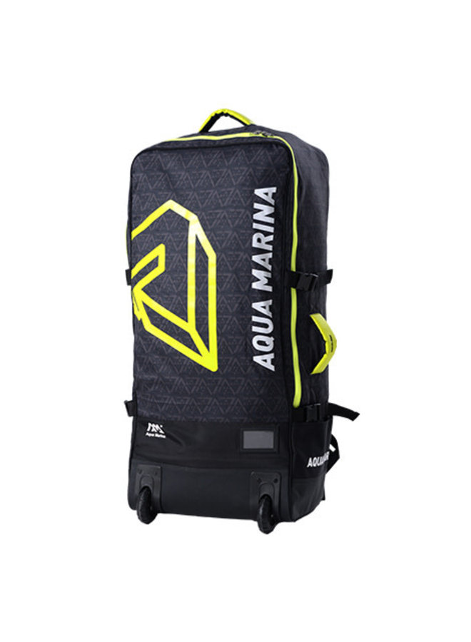 Advanced Luggage Bag with rolling wheel 90L