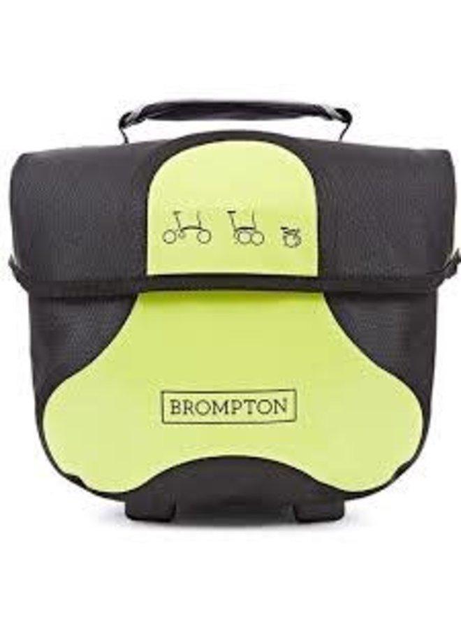 BROMPTON Borsa Mini O Bag Ortlieb Lime Green
