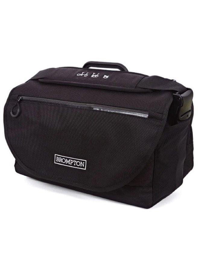 BROMPTON Borsa S Bag Black Inkl. Rahmen