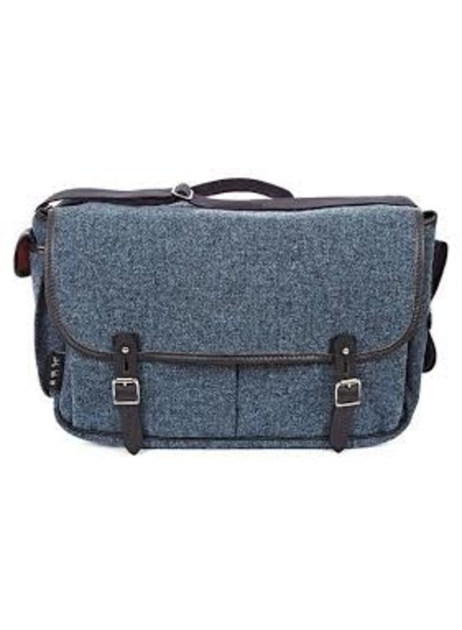 BROMPTON Game Bag Storm Grey Tweed