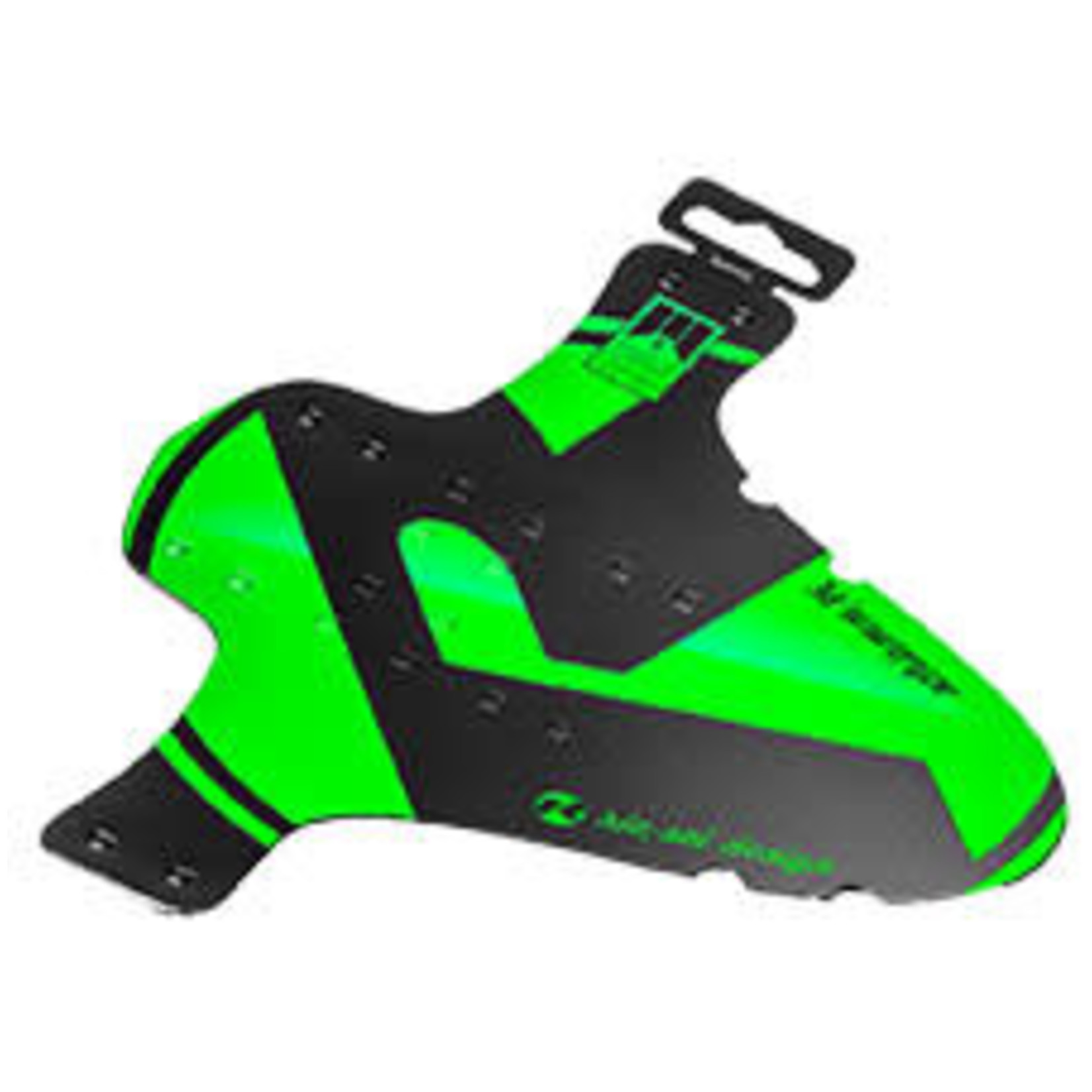 Rie Sel Design Schutzbleche Vorne a Fascette Mudguard - verde