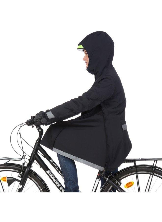 Tucano Urbano Magic Parka giacca impermeabile  donna taglia 48