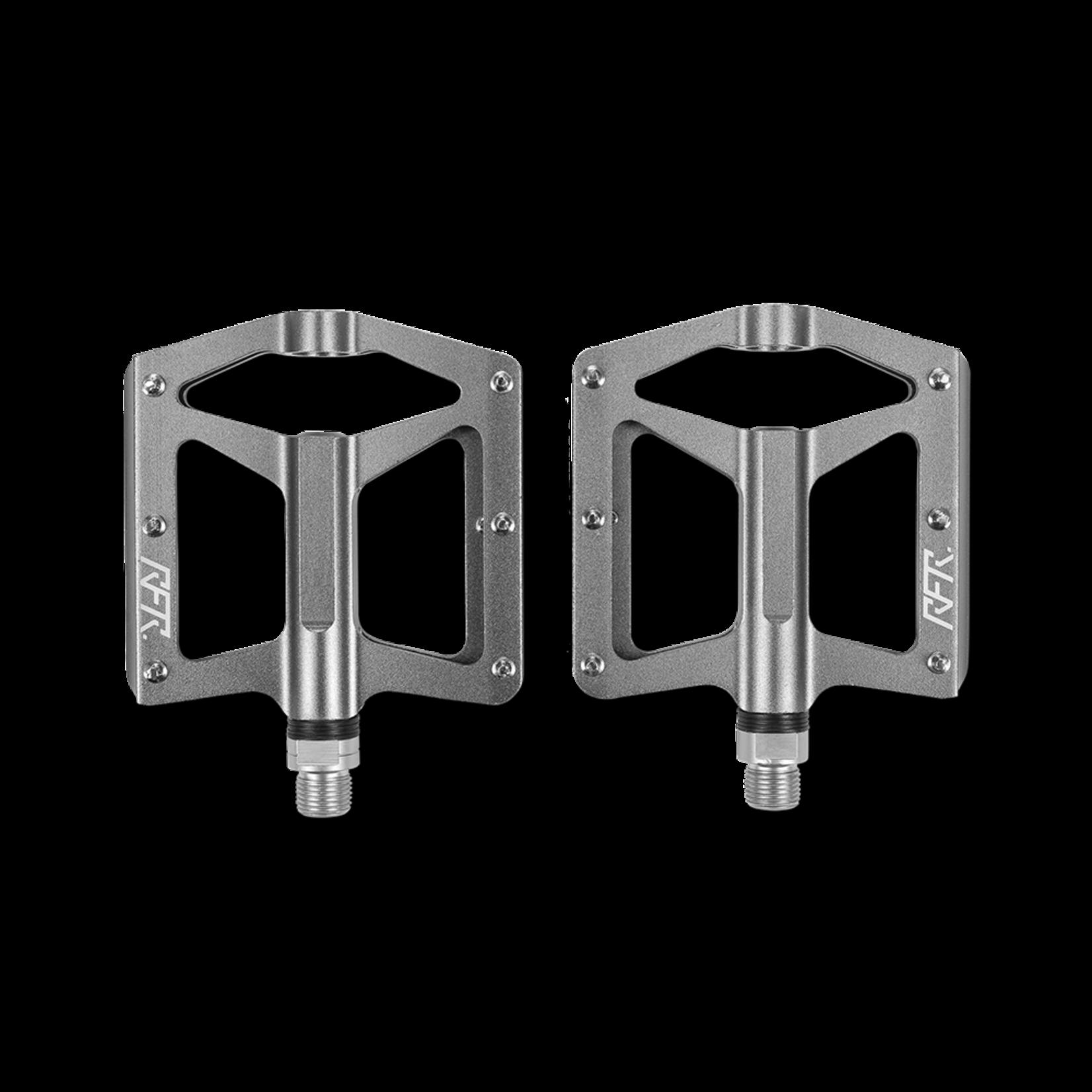 RFR RFR pedali FLAT RACE 2.0 - grey