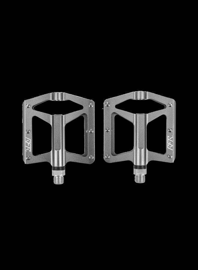 RFR pedali FLAT RACE 2.0 - grey