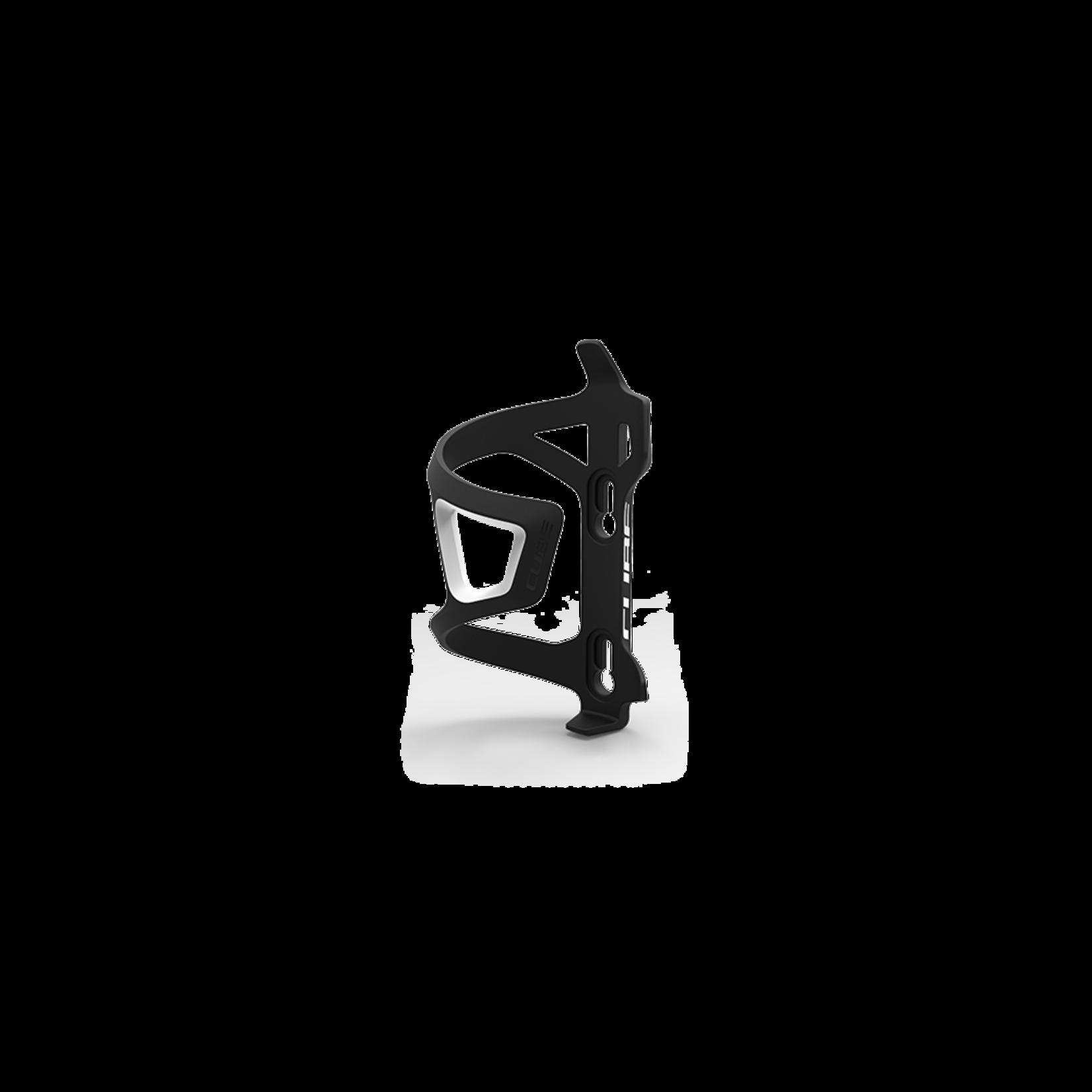 CUBE Flaschenhalter Cube uscita laterale - black&white