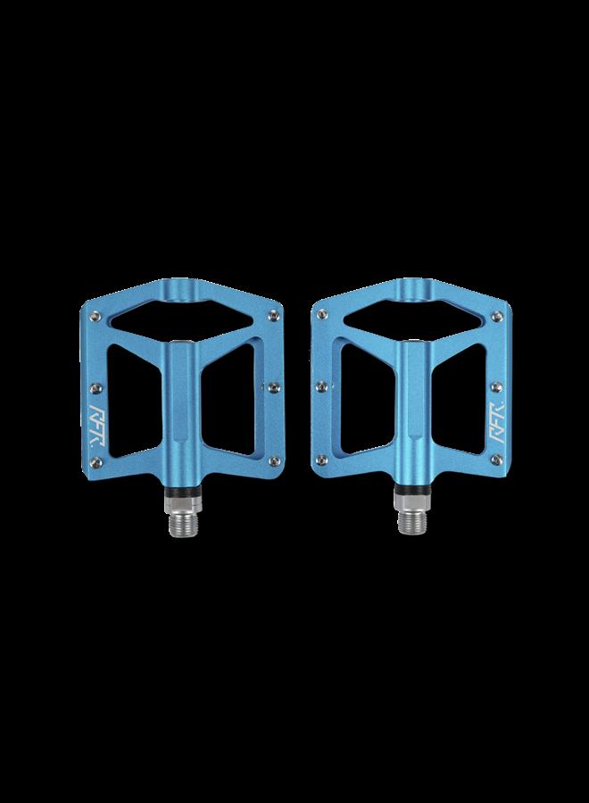 RFR pedali FLAT RACE 2.0 - blue