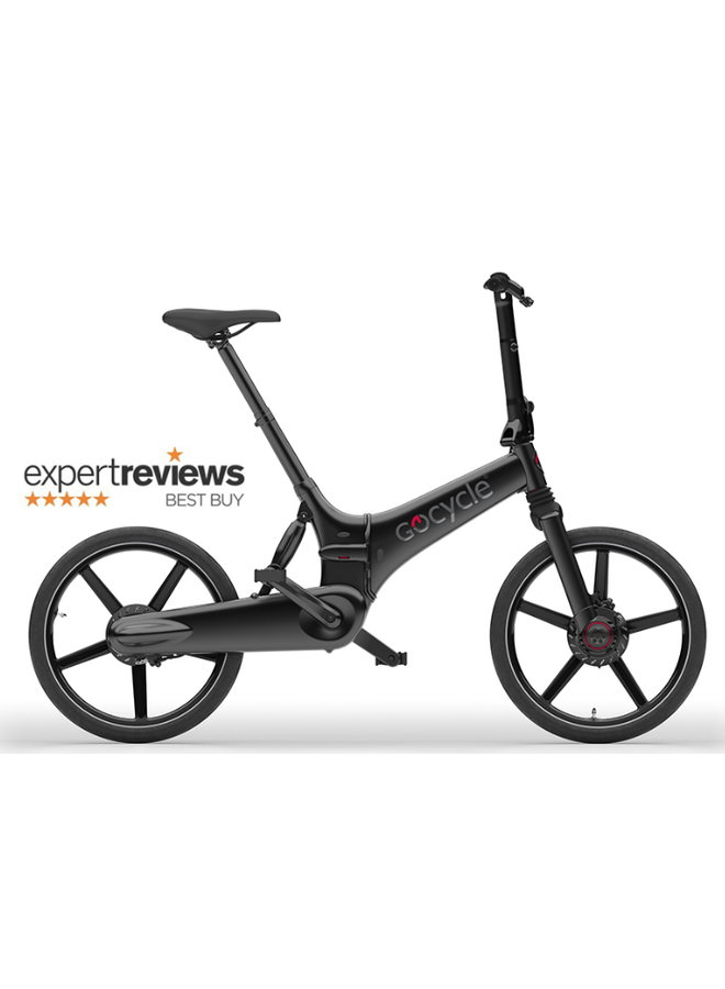 Gocycle GX matt black