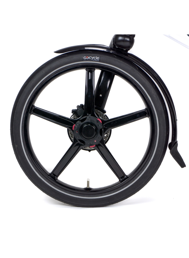Gocycle parafango anteriore