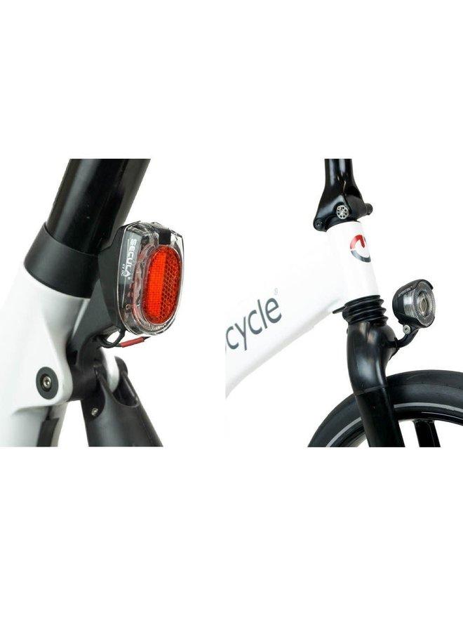 Gocycle kit luci (anteriore e posteriore)