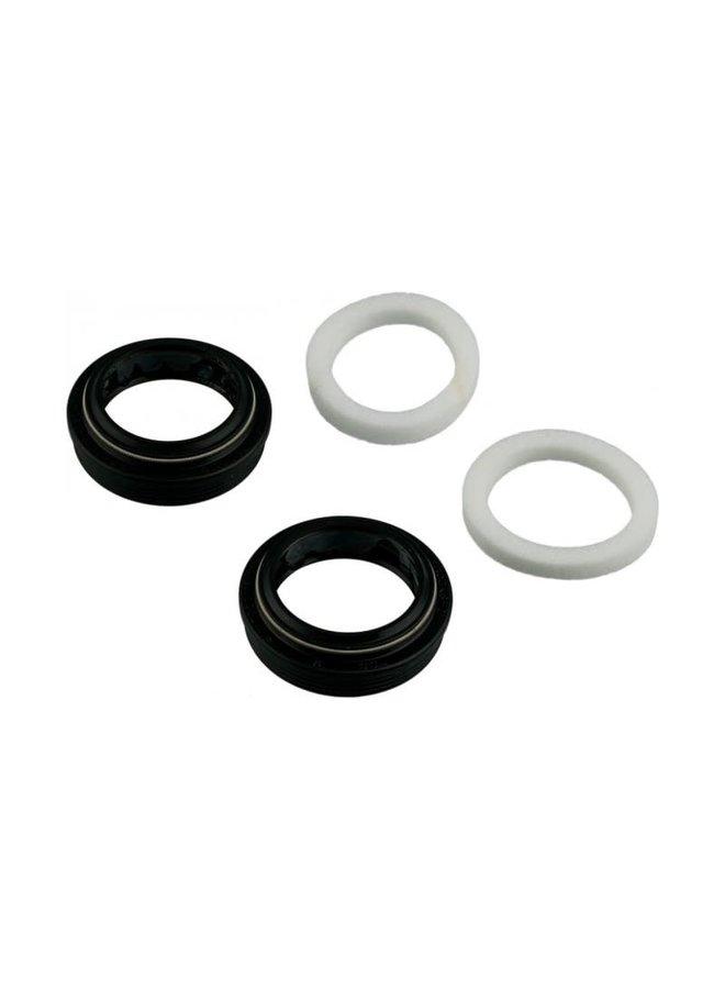 Rockshox guarnizione antipolvere / anello di schiuma 30mm x 5mm nero