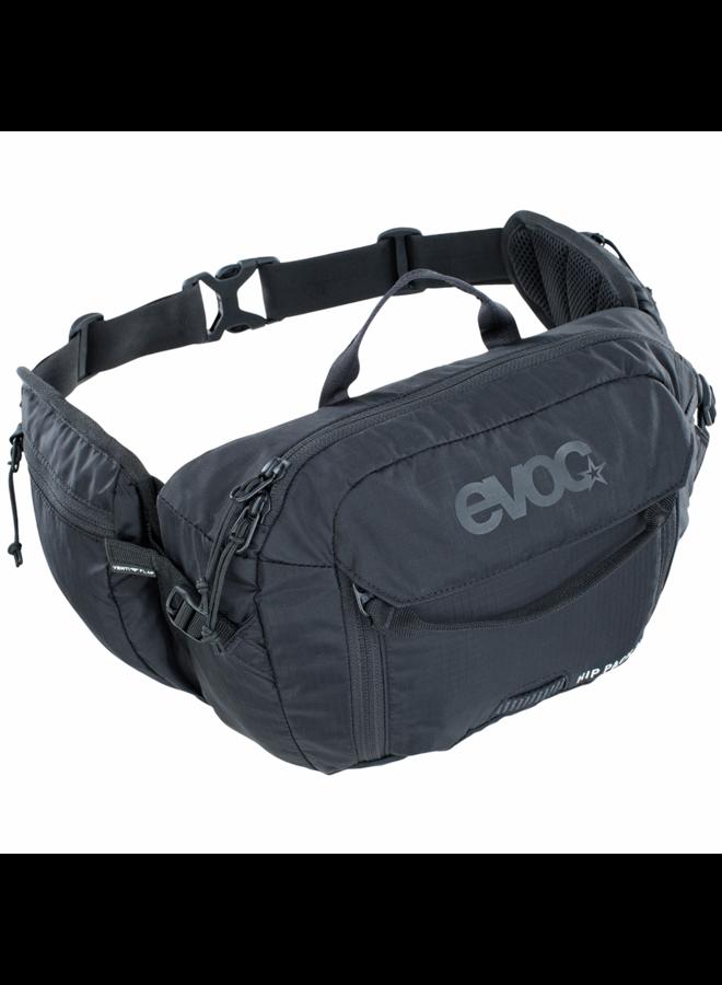 Marsupio EVOC Hip Pack 3L black