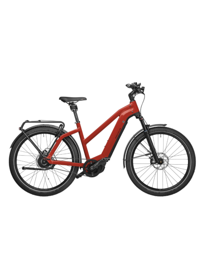 Riese & Müller Charger3 Mixte GT vario 47cm sunrise / Smartphone hub / RX Chip