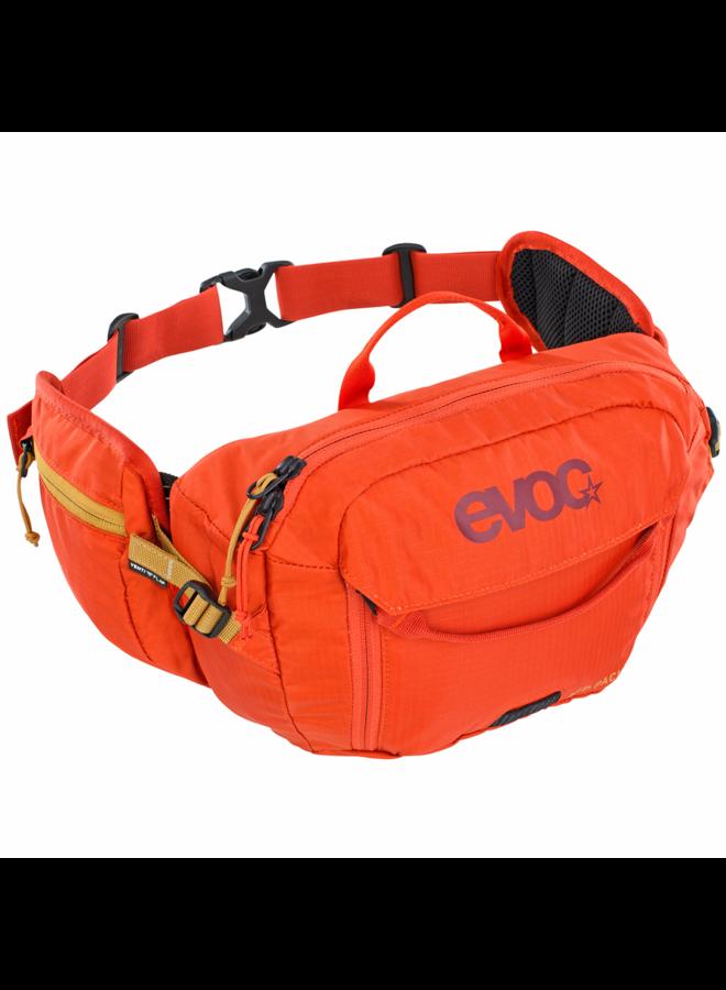Marsupio EVOC Hip Pack 3L arancione