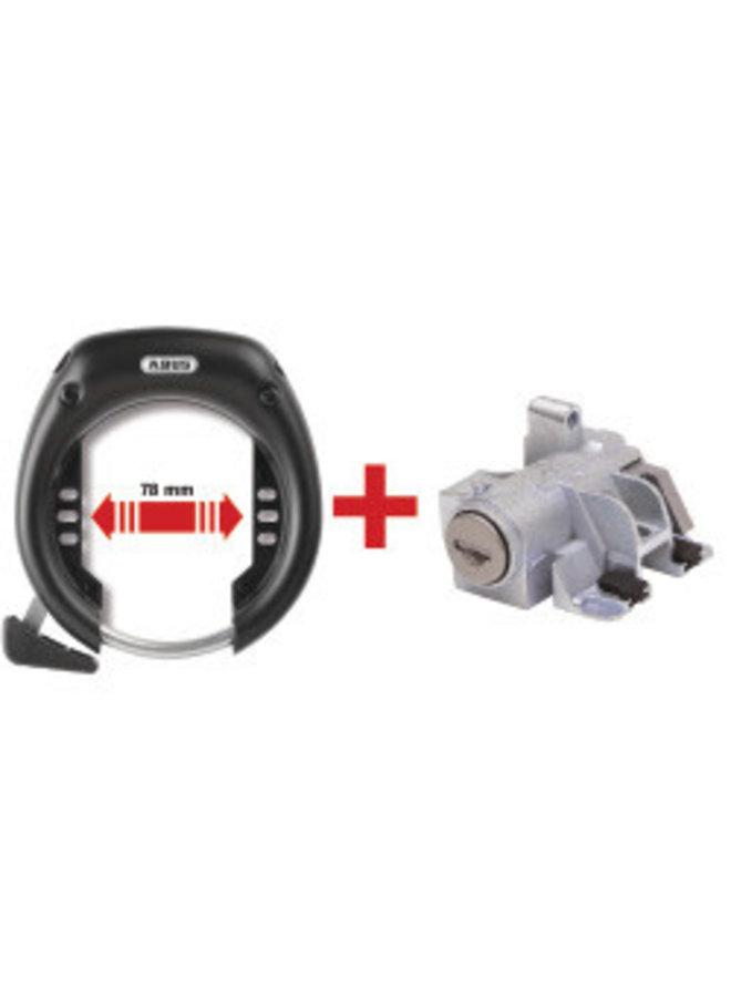 Lucchetto telaio Abus  5650L + cilindro Bosch. 2