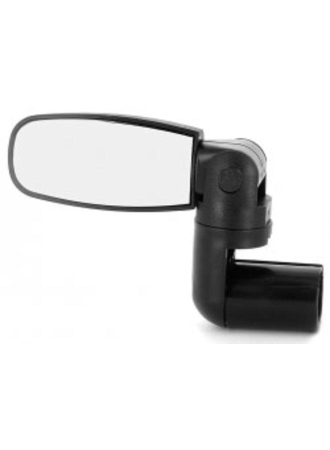Zéfal - Specchietto Spin nero
