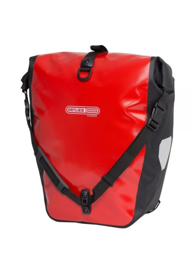 ORTLIEB Back-Roller Classic red (coppia)