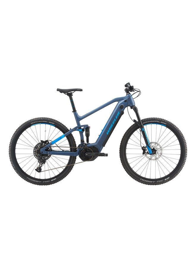 Wheeler i-Riser HD black/blue