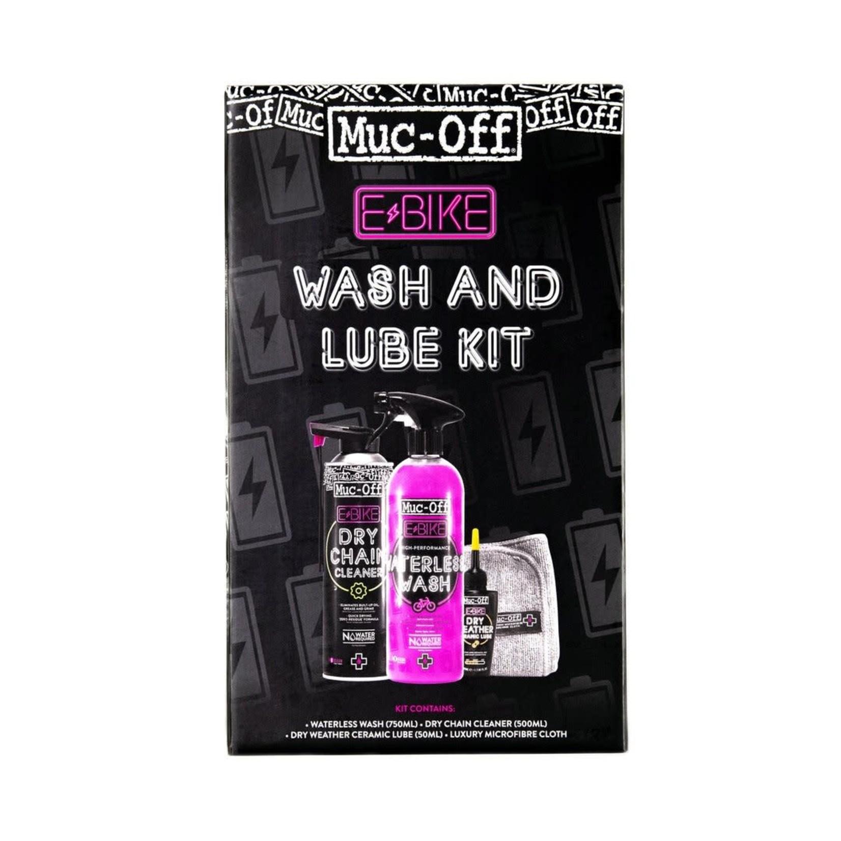 Muc-Off Muc-Off eBike Wash & Lube Kit
