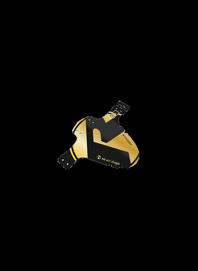Parafango Anteriore a Fascette Mudguard R gold