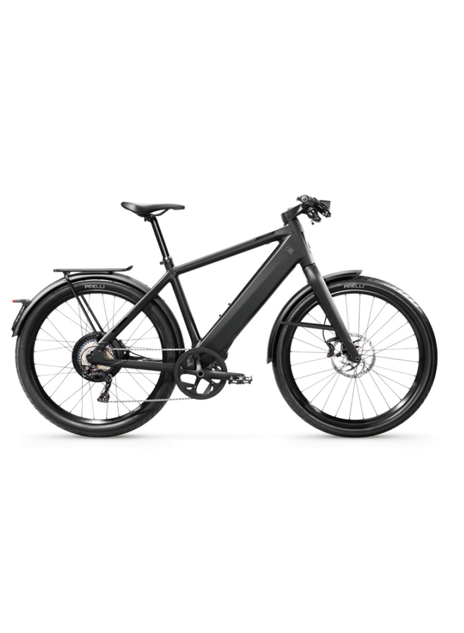STROMER - ST3 Black Suspension 814Wh